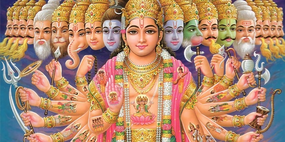 """""""What Is My Destiny?"""" A Soul Navigation Workshop Through the Lens of the Bhagavad Gita"""