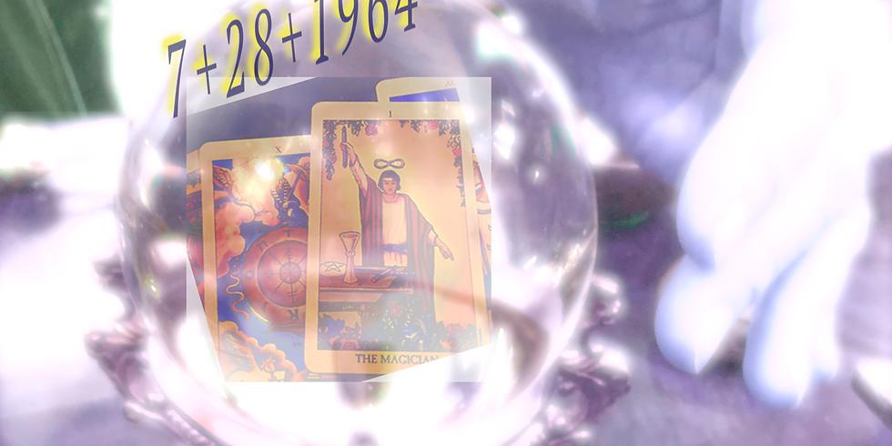 Spirit Saturday Morning:  Tarot & Numerology