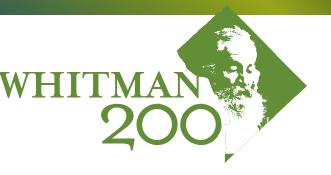 A Whitman Sampler