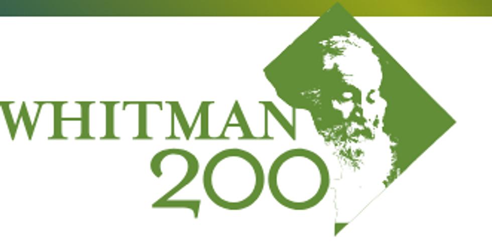 Todos Somos Whitman: Latin American Area Poets Reading their Whitman-Inspired Poems