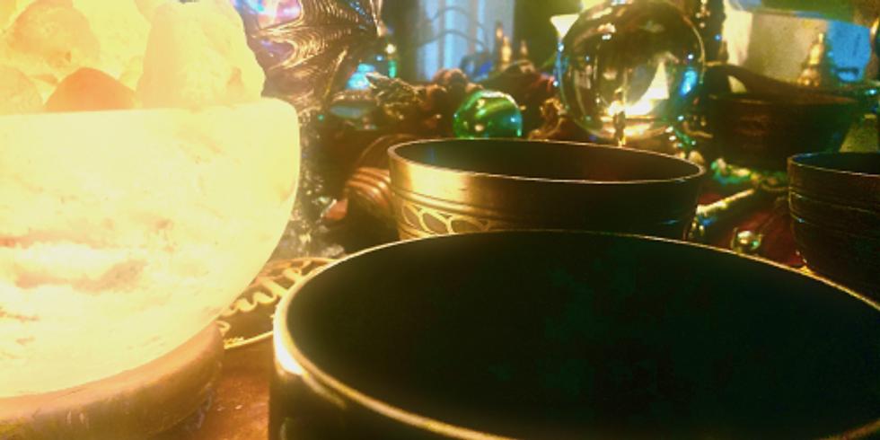Evening Meditation ONLINE!