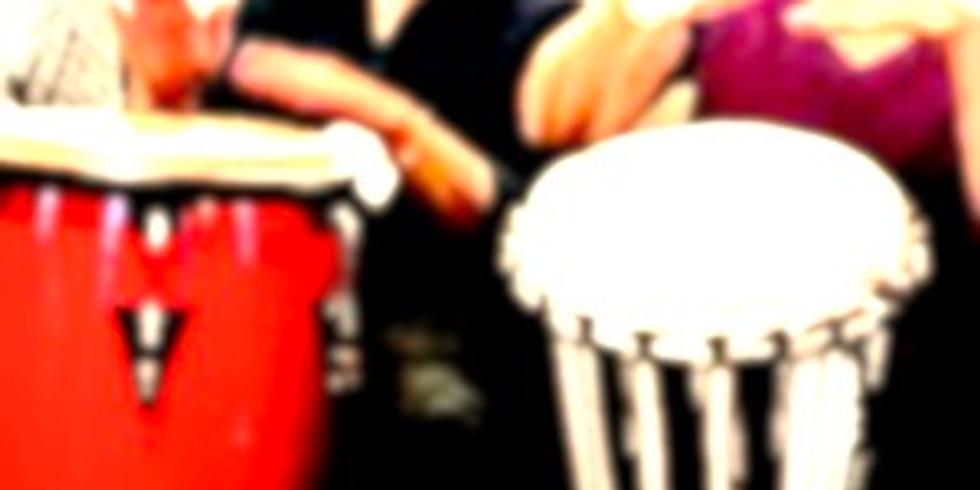 """Pop Up"" Drum Circle"