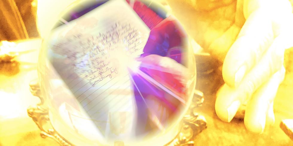 Saturday Spiritual Gift Sampler ONLINE: Connecting to Spirit Through Automatic Writing