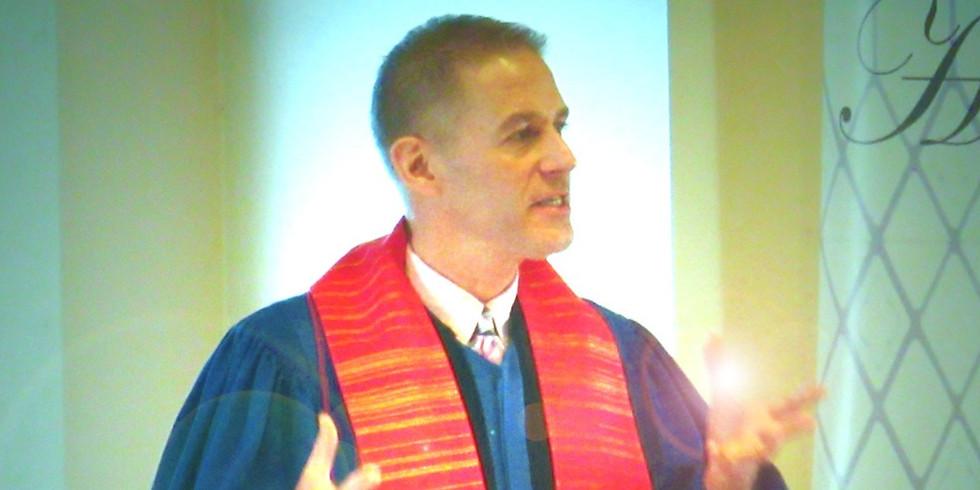Sunday Service Celebration with Rev. Rob Banaszak