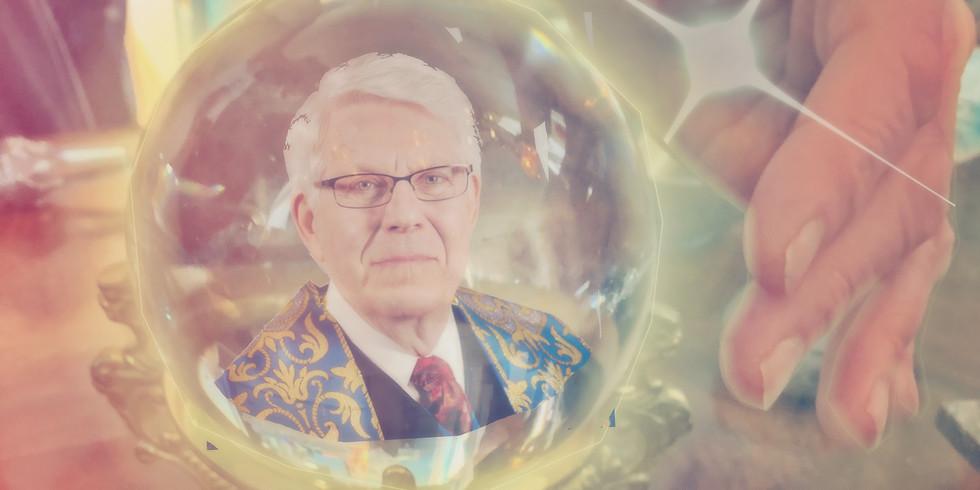 Saturday Spiritual Gift Sampler ONLINE: The Practice of Mediumship