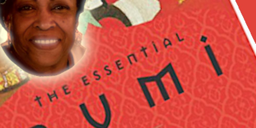 Spiritual Book Discussion Circle: The Essential Rumi Class 3