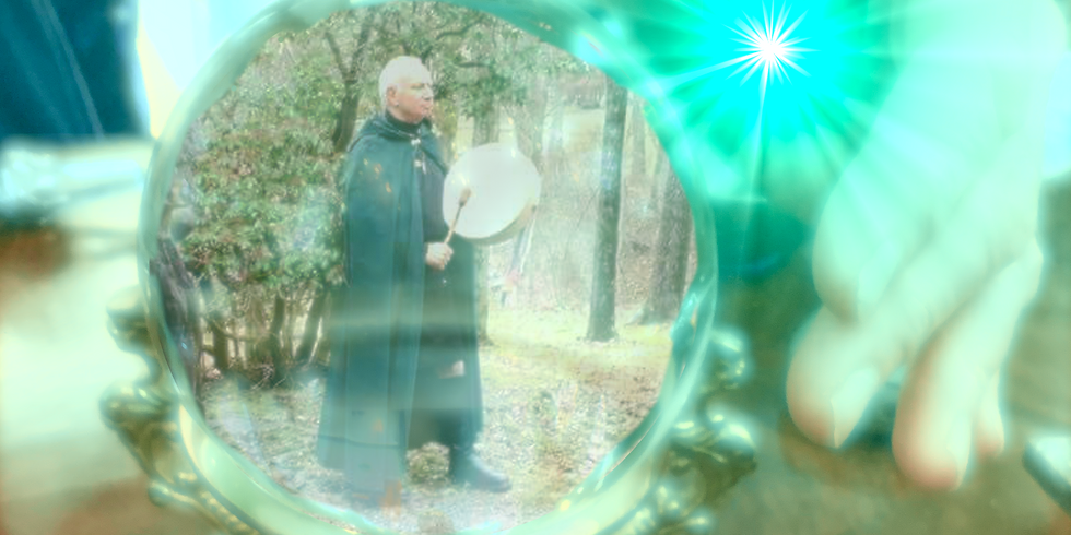 Spirit Saturday Mornings: Celtic Shamanic Journey with Rev. John Drinkard, ISD Sparta
