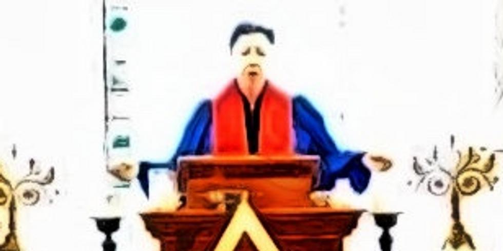 Sunday Celebration Service ONLINE with Rev. Fran Wright