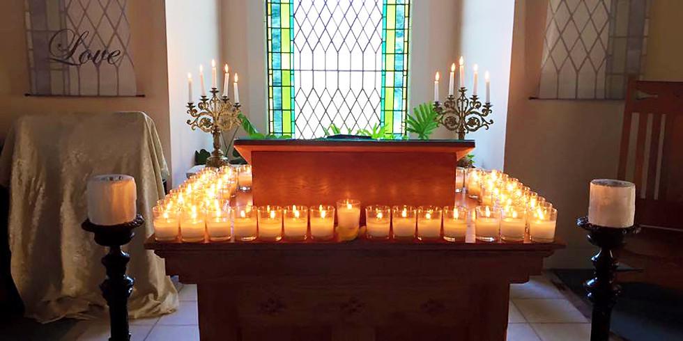 Sunday Service: Honoring the Ancestors of ISDDC