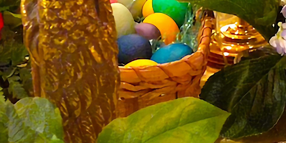 LIVESTREAM Sunday Service Celebrating the Gifts of the Spring Equinox