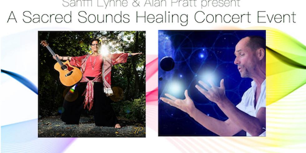 Sacred Sounds Healing Concert