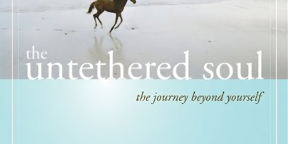 Online Book Discussion Circle IV Week 4: The Untethered Soul by Michael Singer