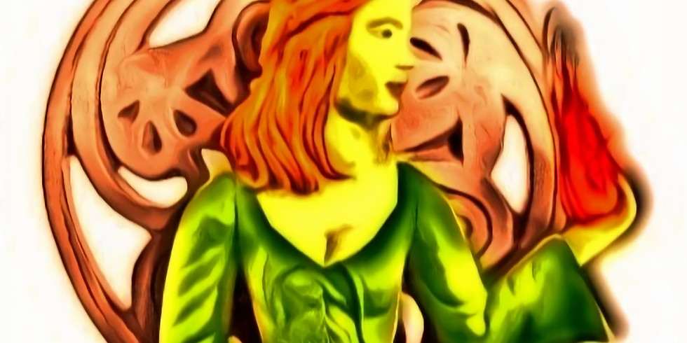 Candlemas Sunday Service Honoring the Enduring Celtic Goddess/Irish Saint Brigid
