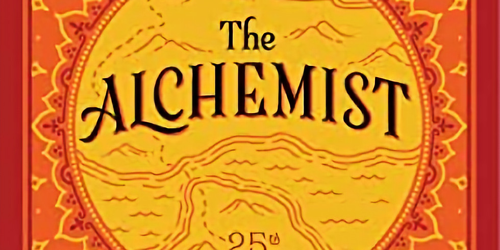 Spiritual Book Discussion Circle: The Alchemist by Paolo Coehlo
