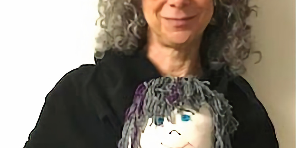 """""""I'm Such a Doll!"""" A Hands-on, Creative Experience to Identify and Align with your Unique Inner Child"""