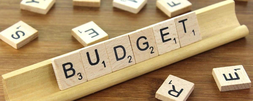 Scrabble with the Word Budget