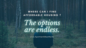 Where Can I Find Affordable Housing?