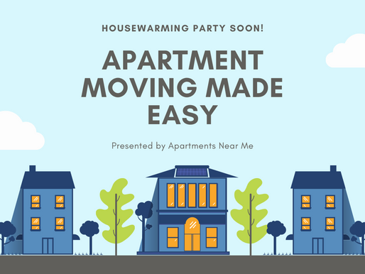 Apartment Moving Companies Made Easy