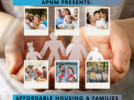 Affordable Housing & Your Family