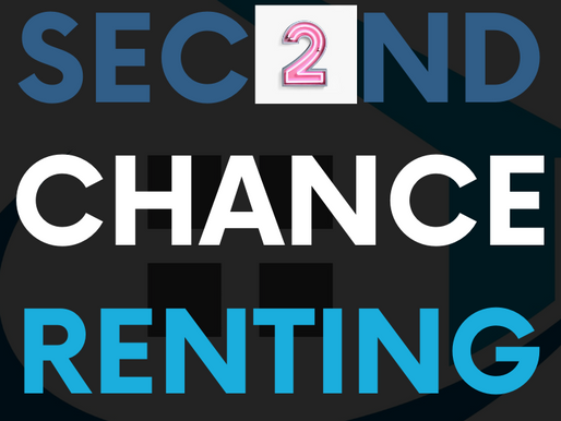 Second Chance Renting, Made Easy!