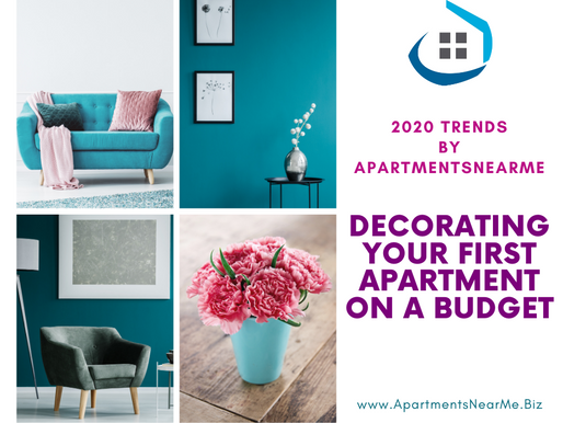 Decorating Your First Apartment On A Budget