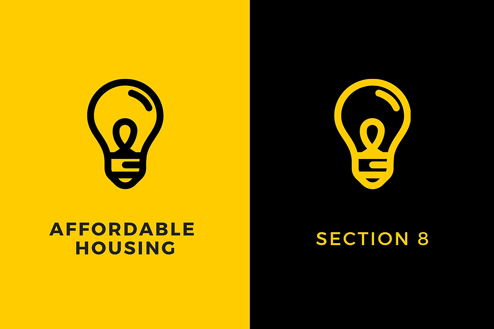 Know the difference between affordable housing and section 8