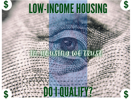 Low-Income Housing? Do I Qualify?