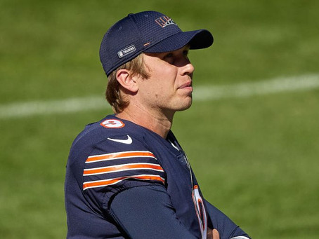 The Chicago Bears are stuck in the worst position in sports