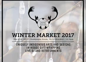 Featured Artists - Dene Nahjo Winter Market