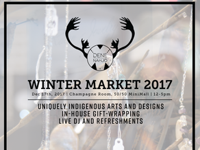 Featured Artists - Dene Nahjo Winter Market