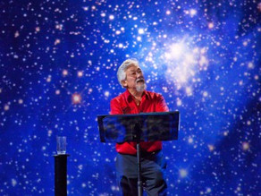 Dene Nahjo Honoured to Host David Suzuki