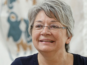 Through 'Sacrifice, Stamina And Struggle' – Mary Simon Advocates For New Generation