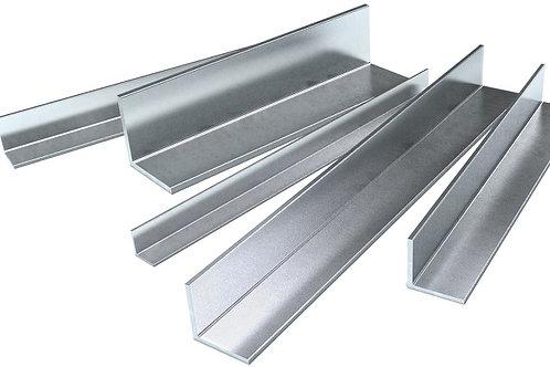 Угол алюминиевый АД31 - 15х15х2 - 3м