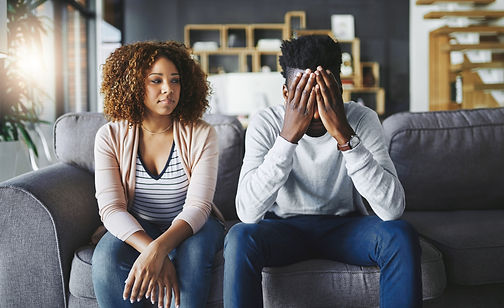 Couple Suffering From Erectile Dysfunction