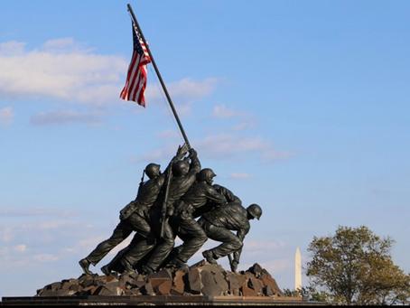 The Iwo Jima Illustration