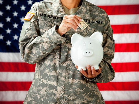 Top Financial Tips for New Military Families