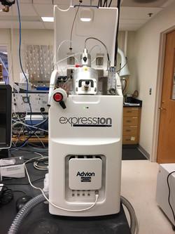 """Compact """"DART"""" mass spectrometer"""