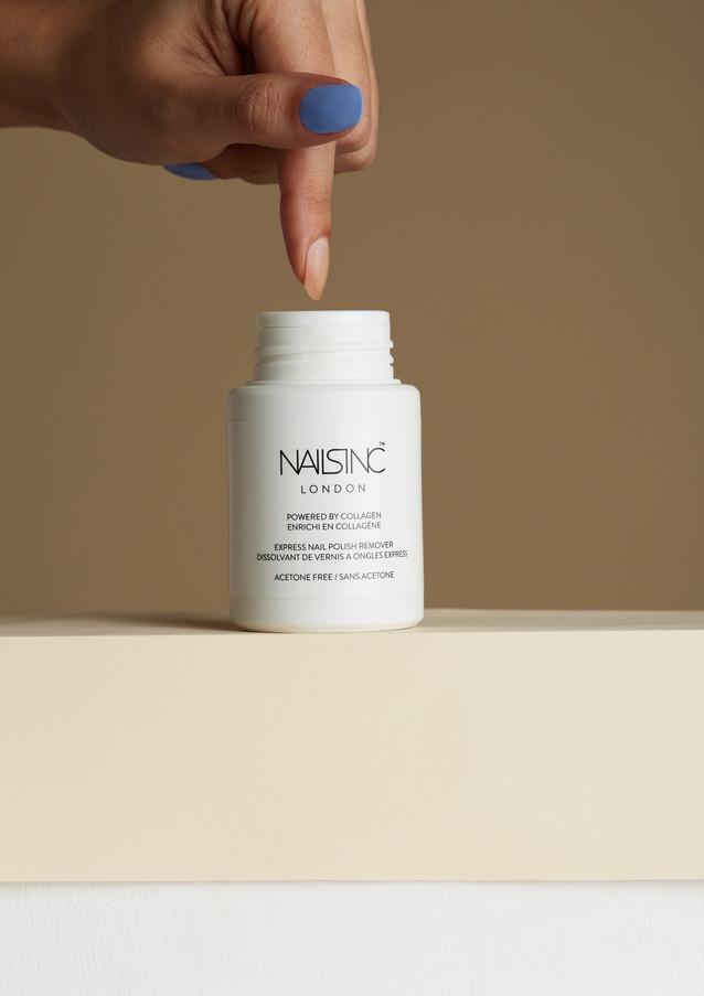 Nails INC 'QVC TSV' Marketing Creative A/W '18 (Antonio Delle Monache photography)