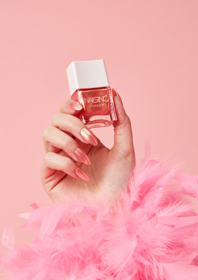 Nails INC S/S '18 Marketing Creative (Austeja Sciavinskaite photography)