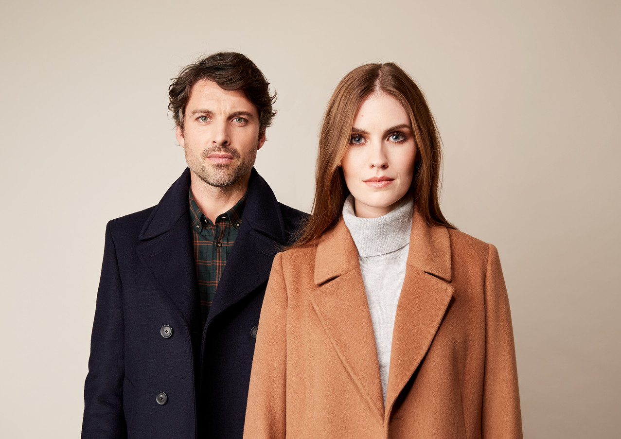 Jaeger Campaign A/W '18 (Samantha Wheelright photography)