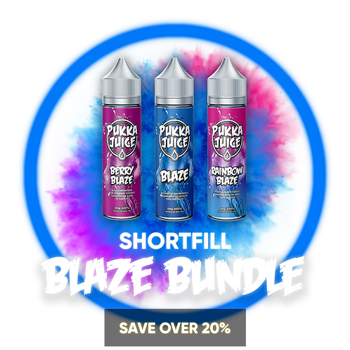 Blaze Bundle: Shortfill Range