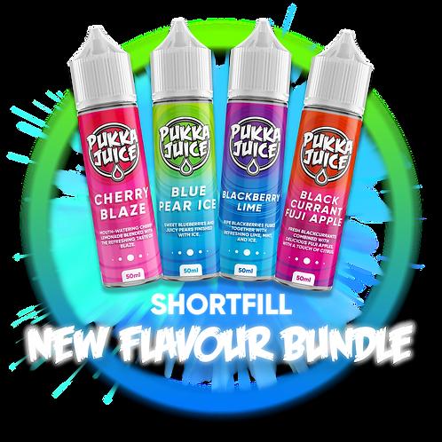 New Flavour Bundle - Shortfills