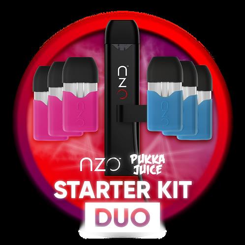 Pukka Juice + NZO - Starter Kit DUO