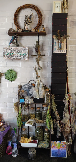 EffiesHome Grown And Dried Herbs