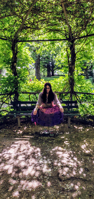 Effie Meditation In Nature And Solitude