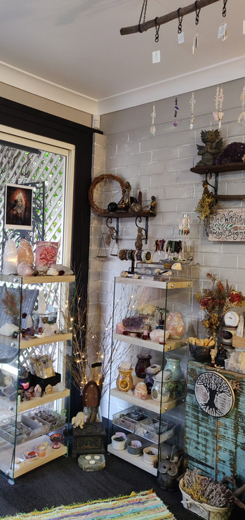 Shop Corner