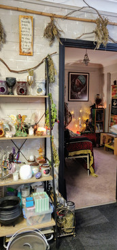 Healing Space And Shop