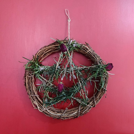 Handmade Pentagram