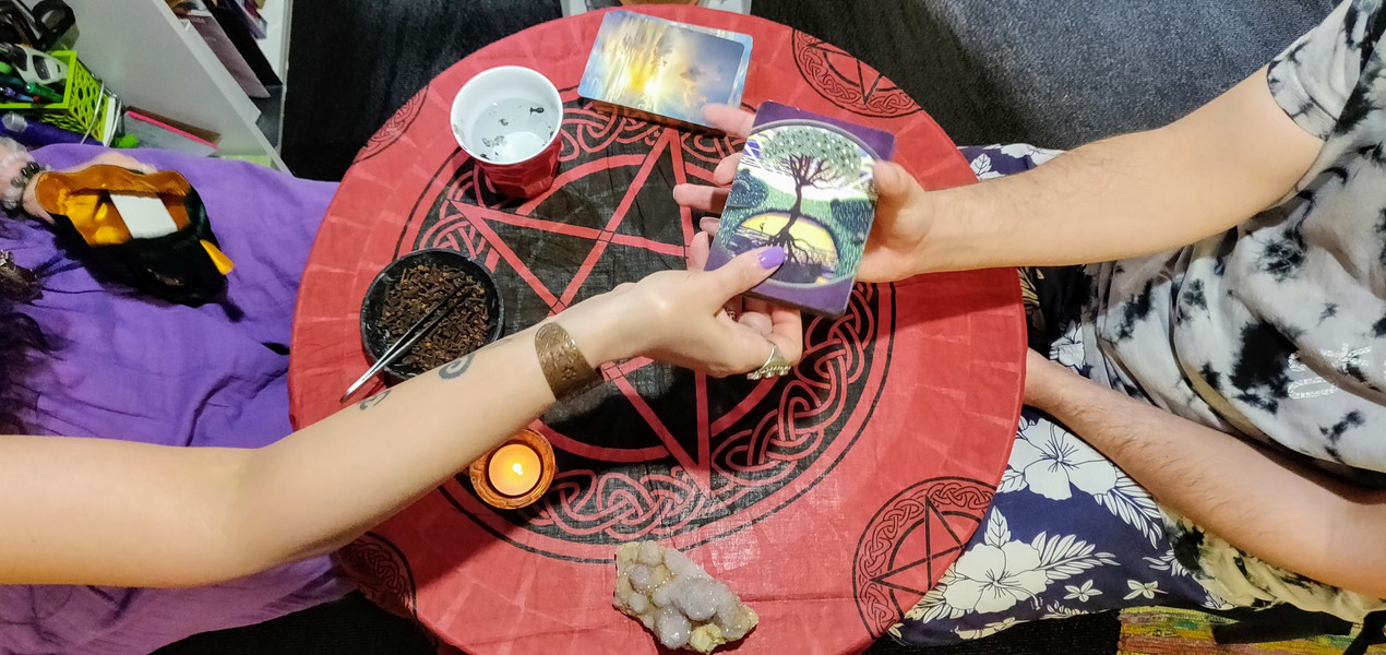Evil Eye And Divination