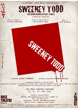 Sweeney Todd NYMT